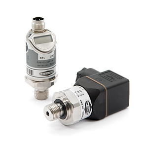 Electronic Pressure Switches & Sensors
